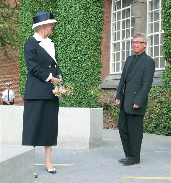 Queen and Libeskind