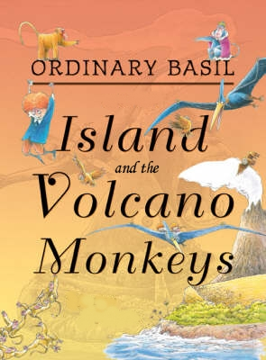 Island and the Volcano Monkeys